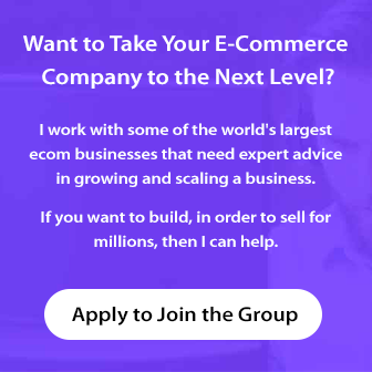 Grow e-commerce business banner